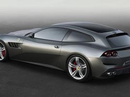 新型フェラーリ「GTC4Lusso」発表!コンセプトは「若者向けのフェラーリ」?