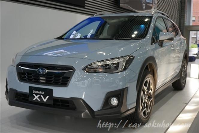 スバル XV 2.0i-S 2017