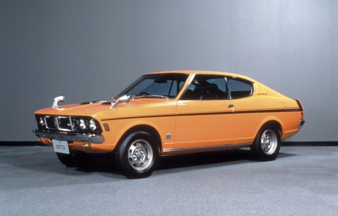 三菱 GTO 1970