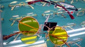 メガネ売り場