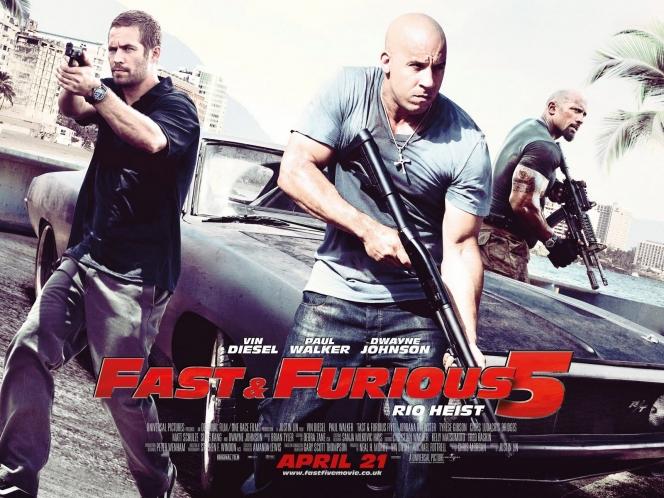 ワイルド・スピードMEGAMAX(2011年/原題:Fast Five)
