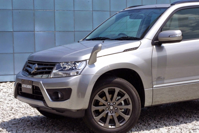 2015 Suzuki Escudo Land Breeze Edition