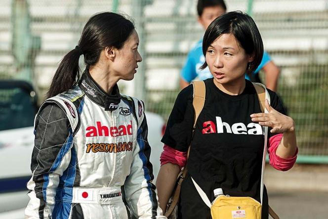 アヘッド 女性がモータ ースポーツをするということ