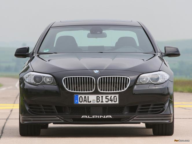 BMW アルピナB5 Bi-Turbo