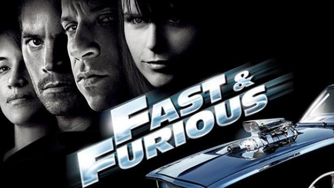 ワイルド・スピードMAX(2009年/原題:Fast & Furious)