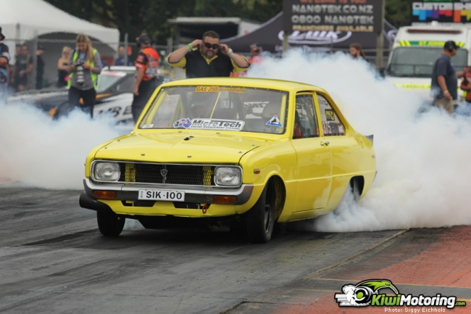 MAZDA(V 4 and Rotary Nationals 2014 - Drag Day)
