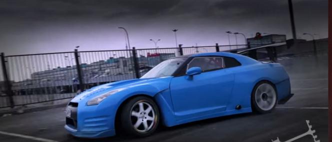 Nissan Silvia S14 GTR
