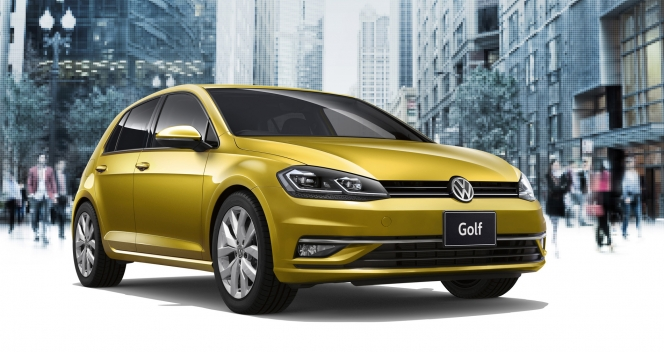 VW Golf TSI Highline 2017