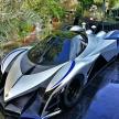 最高時速560km、5000馬力のスーパーカーが発売?