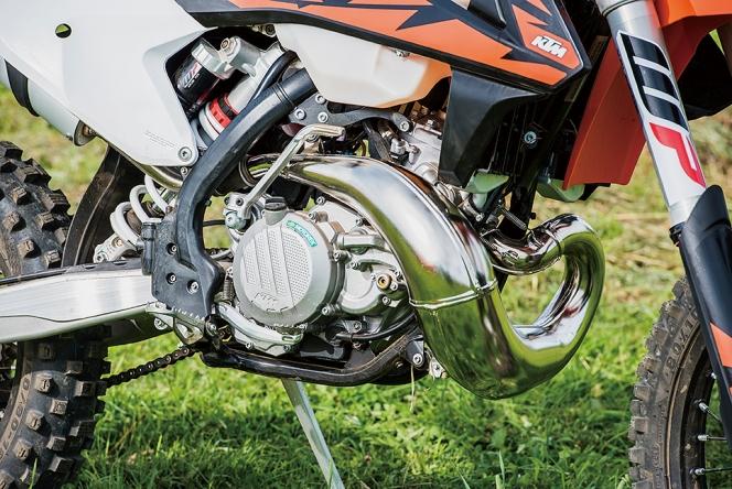 アヘッド KTM 250 EXC TPI