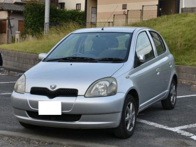 トヨタ ヴィッツ 1999