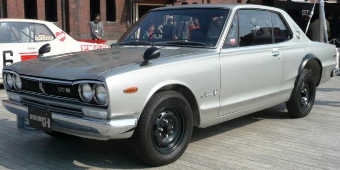19690 Nissan Skyline GT-R