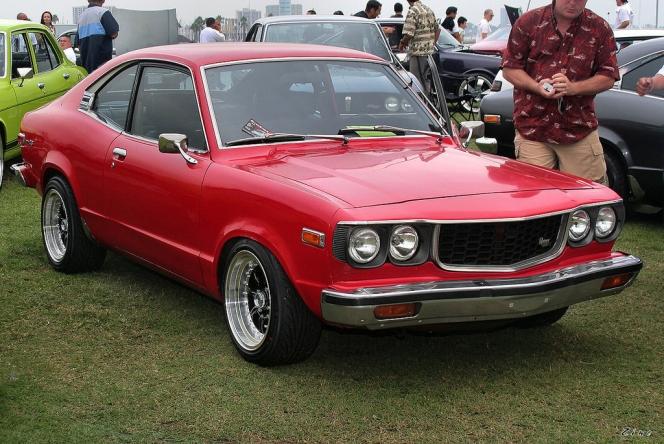 1975 Mazda RX3