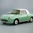 日産 フィガロの中古価格|海外でヒットした限定2万台の個性派オープンカー