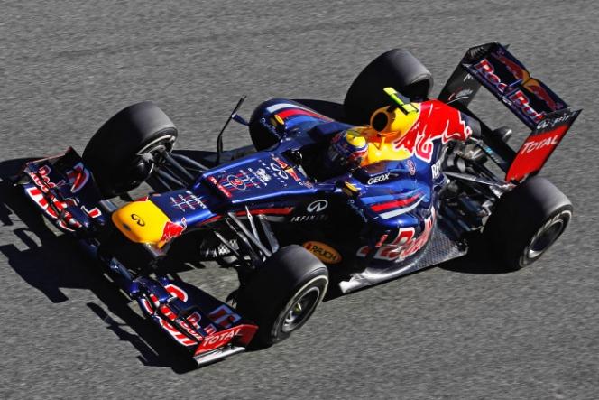 レッドブル F1