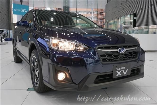 スバル XV 1.6i-L アイサイト 2017
