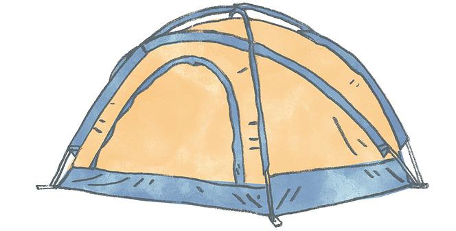 ランタン テント選び
