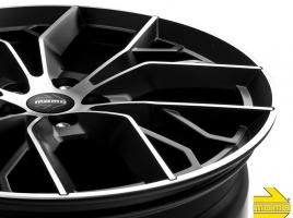 イタリアンデザインが際立つMOMOから、アルミホイールの新モデルが3つラインナップ。