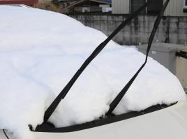 突然の大雪で動けなくなったら、どうしたら良いの?