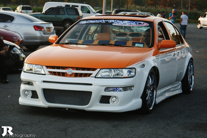 Custom Nissan Maxima