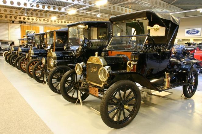オランダ フォード・ミュージアム