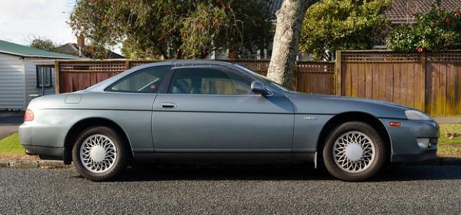 1991 トヨタ ソアラ リミテッド
