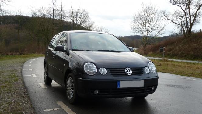 VW ポロ 9N