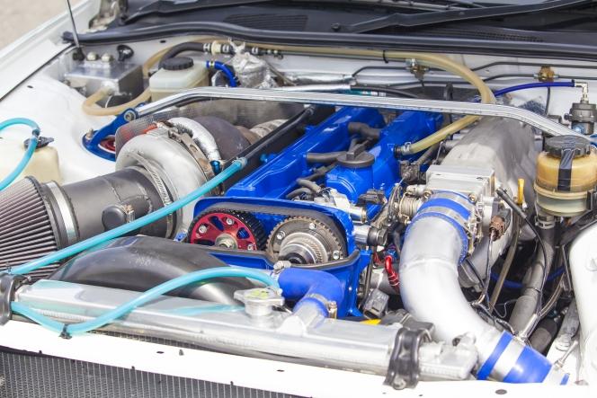 エンジン改造