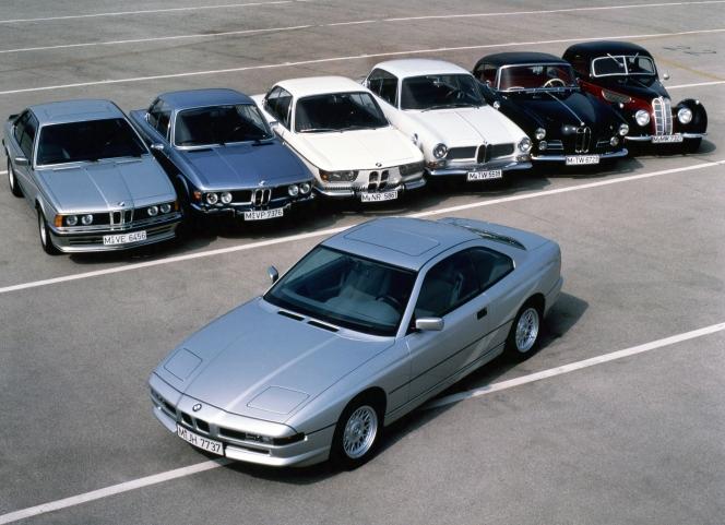 BMW 850i 8シリーズ 初代