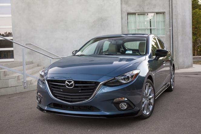 Mazda3 米国仕様2015年モデル