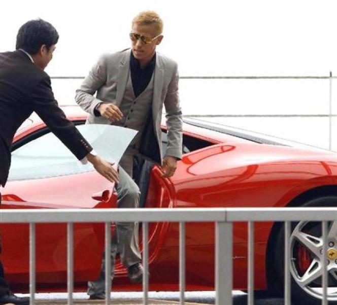 フェラーリ 458イタリア Ferrari 458 Italia