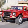 埋もれちゃいけない名車たち vol.66 超高性能・超豪華 SUVの起源「ランボルギーニ・LM002」