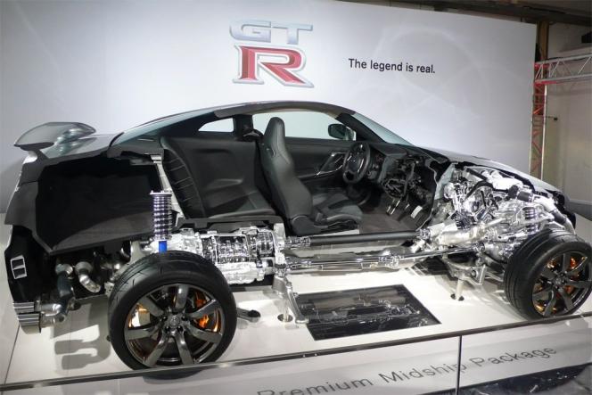 GT-R トランスアクスル