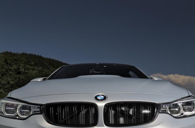 BMW M exterior
