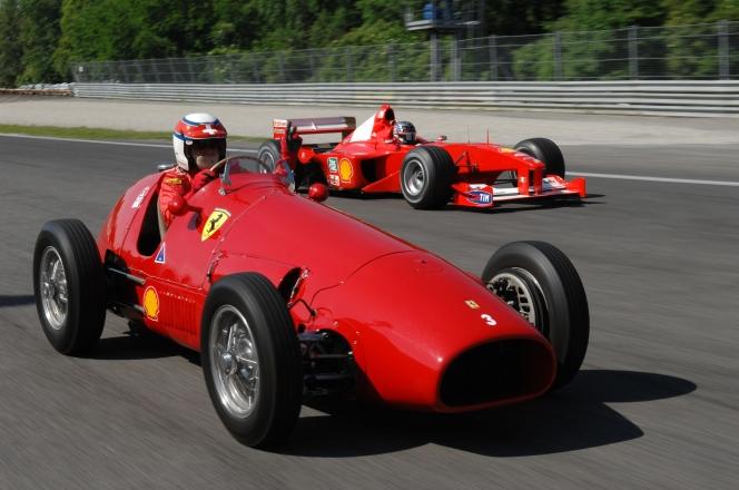フェラーリ 500F2