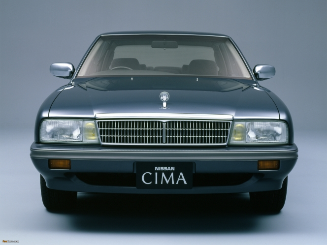 Y31型グロリア・シーマ