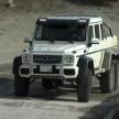 8,000万円のG63 AMG 6×6とはどんな車なのか?【東京MXにて毎週水曜日23:30〜放送 自動車冒険隊】
