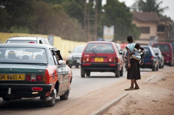アフリカの交通