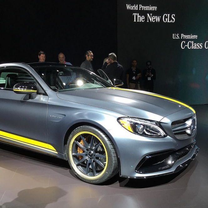 C63S Coupe