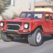 ランボルギーニの初代SUV「LM002」って知っていますか?