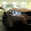 BMW 3シリーズ(3_SERIES)320dツーリング Mスポーツ スタイルエッジ ドレッザ ガラ...