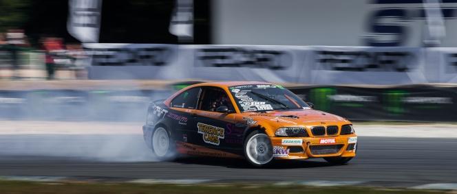 BMW ドリフト