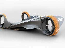 時代は3輪?!デザインが秀逸な大人の3輪車【画像】