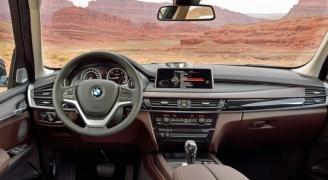 BMW X5 インテリア