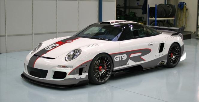 ポルシェ 911GT9-R