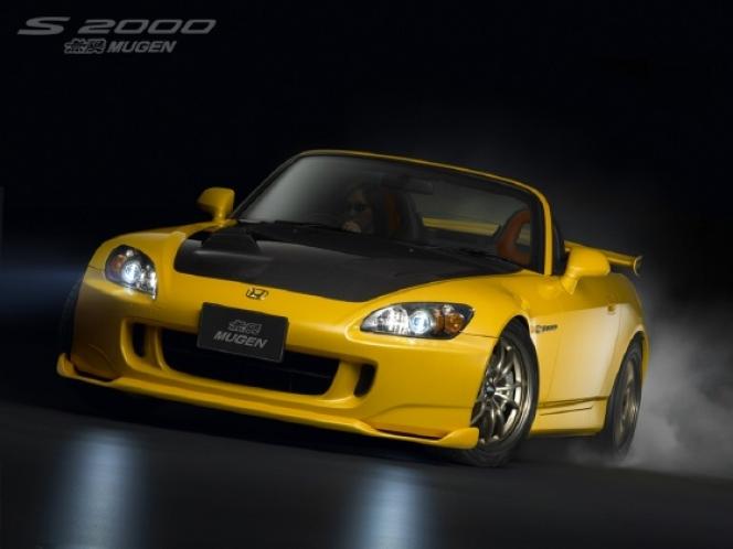 無限 S2000