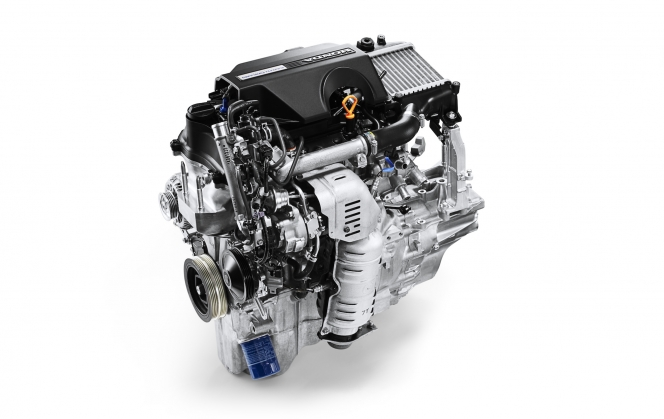 ホンダ S660 エンジン