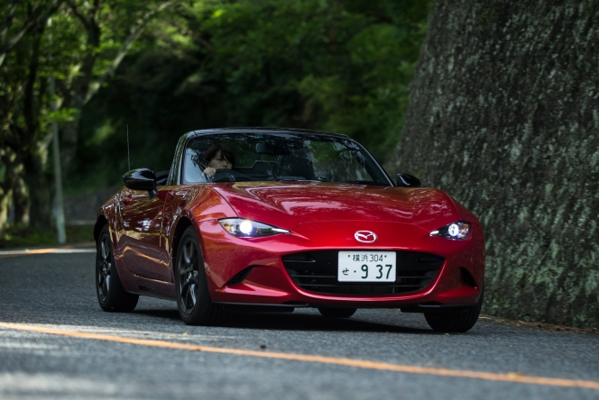 2015 Mazda Roadster S Special Package MT