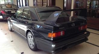 メルセデス・ベンツ W201 190E2.5-16エボリューションII