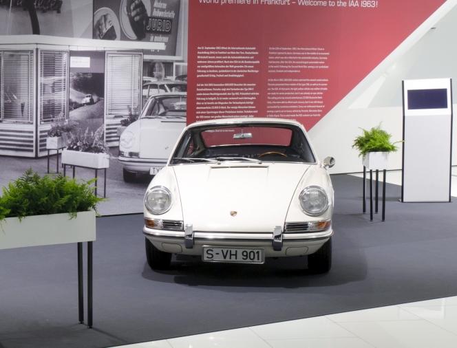 ポルシェ 911 (901型) 1963